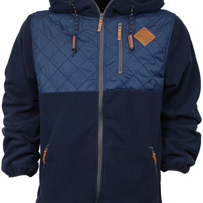 Ranger Fleece Jacket - Navy