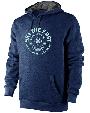 Youth Icon Pullover Hoodie - Navy