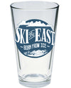 Storm Brewing Pint Glass