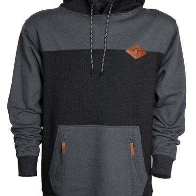 Crawford Pullover - Charcoal/Vintage Black