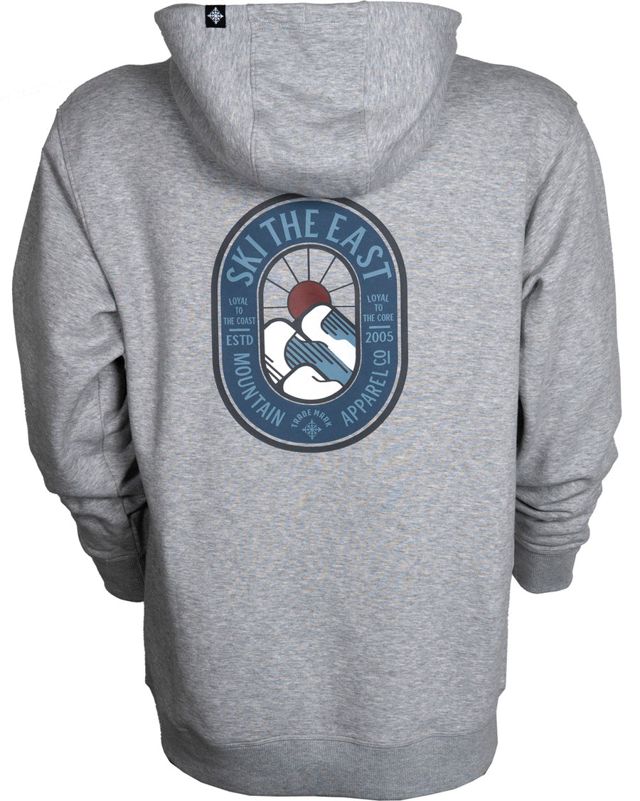 Dawn Patrol Pullover Hoodie - Light Gray