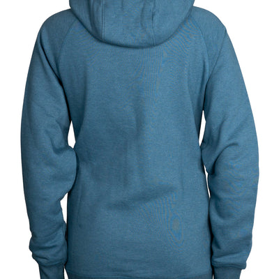 Women's Icon Pullover Hoodie - Teal