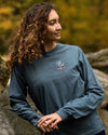 Women's Highlands Longsleeve - Indigo