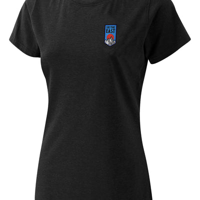 Women's Upslope Tee - Black