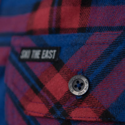 Savage Flannel - Red