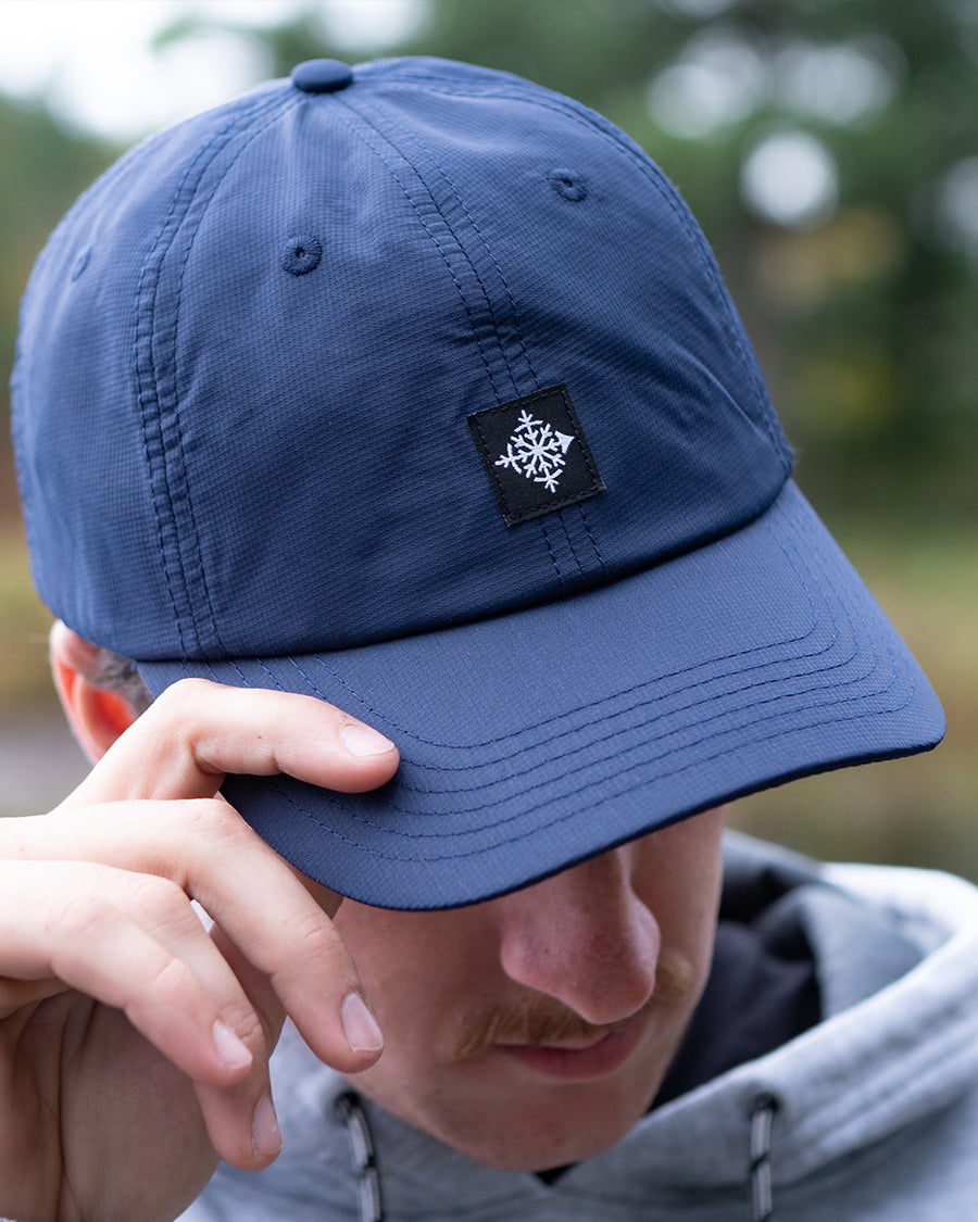 Squall Unstructured Hat - Navy