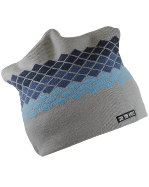 Mogul Fleece Lined Beanie - Gray
