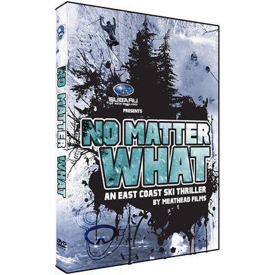 No Matter What DVD