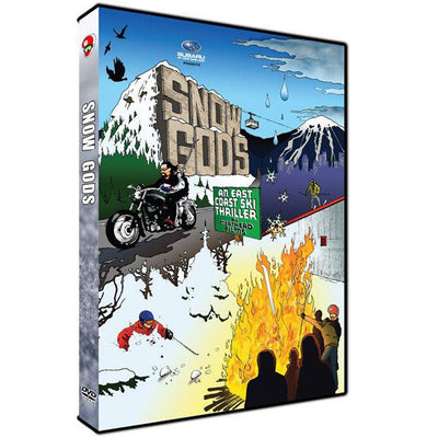 Snow Gods DVD