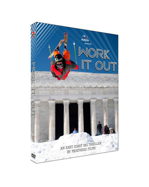 Work It Out DVD