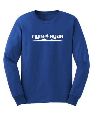 Flyin Ryan Ridge Longsleeve - Royal