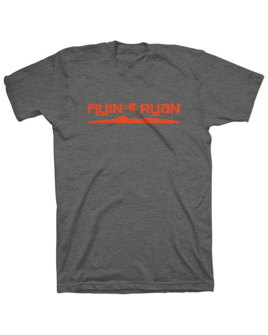 Flyin Ryan Ridge Tee - Deep Heather