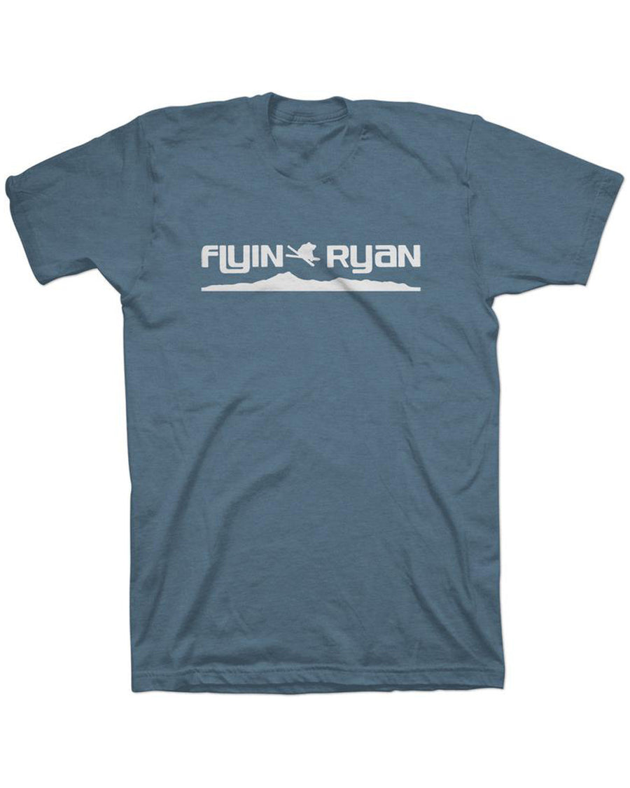 Flyin Ryan Ridge Tee - Indigo
