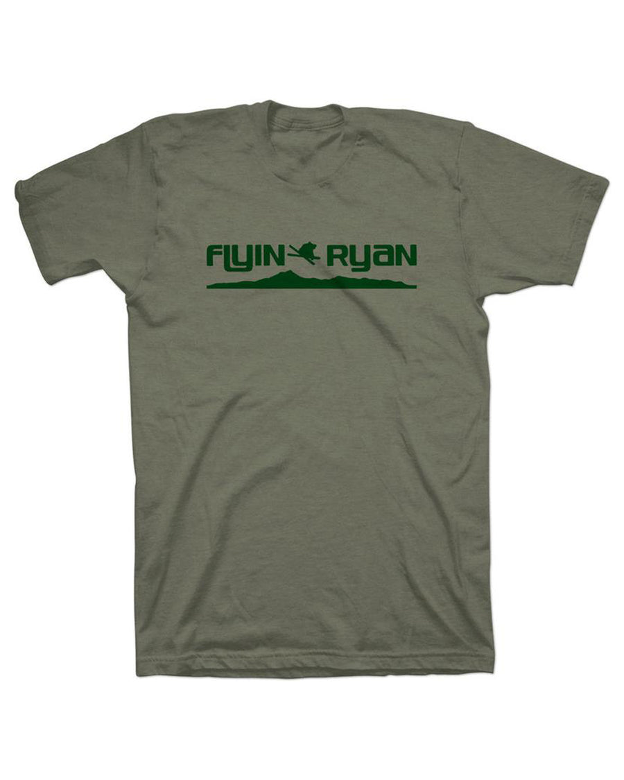 Flyin Ryan Ridge Tee - Sage