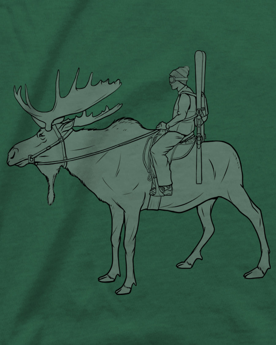 Powder Ranger Tee - Forest