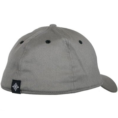 Alpenglow Stretch Fit Hat - Gray