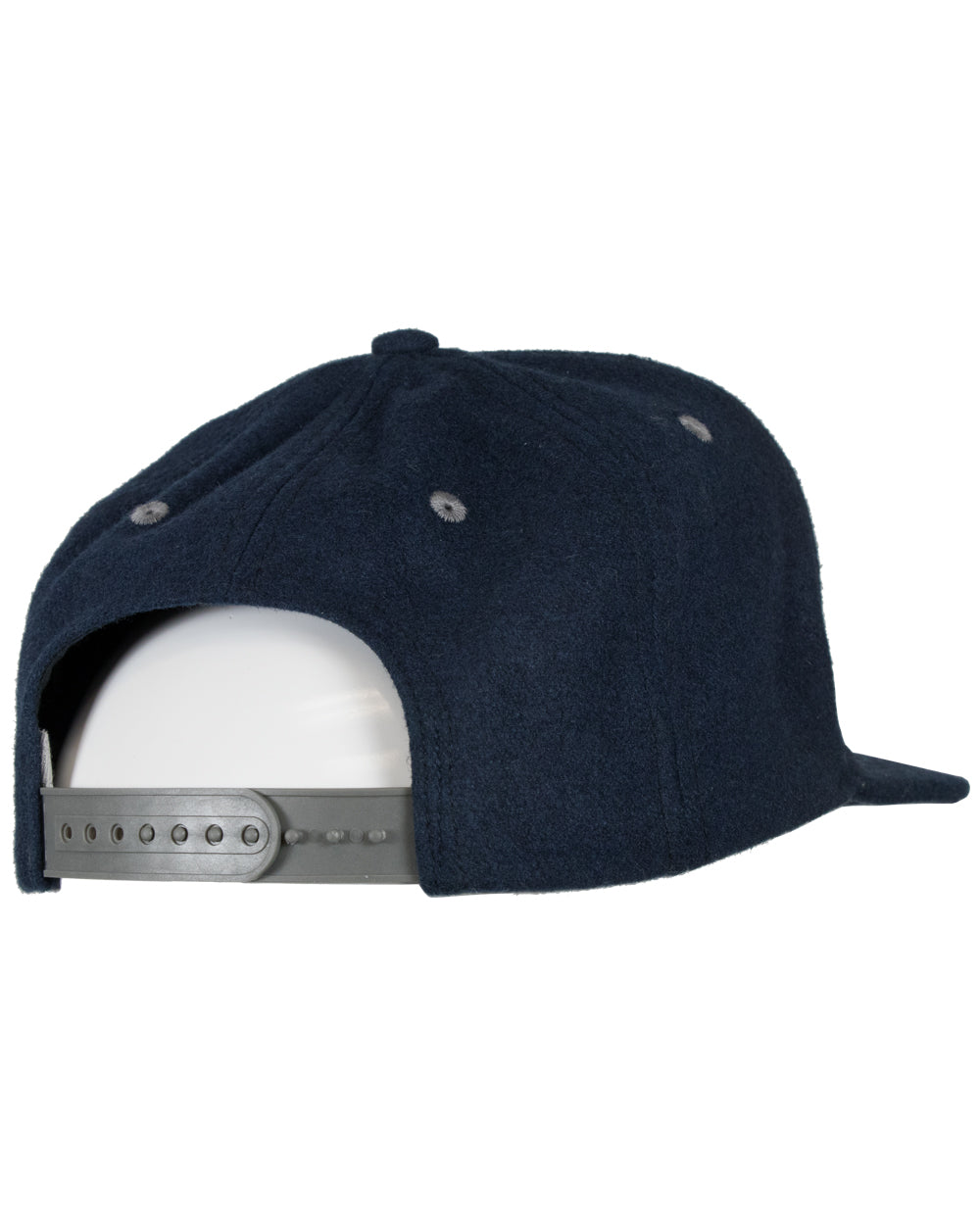 246871570d4 Loyalty Flatbrim Snapback Hat - Navy - Ski The East