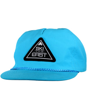 Summit Unstructured Nylon Hat - Ice Blue