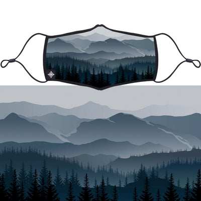 Adult Face Mask - Ridgeline