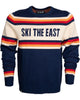 Tailgater Shredder Sweater - Navy