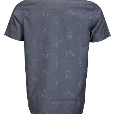 Road Trip Shirt - Indigo
