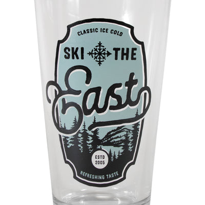 Sterling Pint Glass - 4 Pack