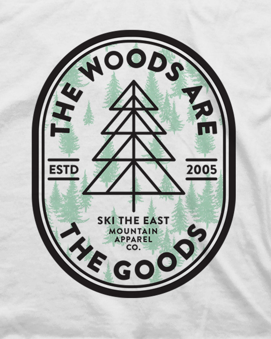 The Goods Tee - White