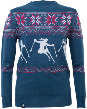 Women's Alpine Air Sweater - Indigo
