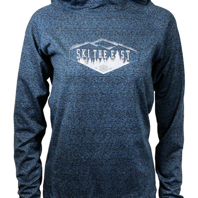 Women's Windham Hooded Thermal - Royal
