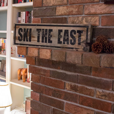 Small Barn Wood Sign