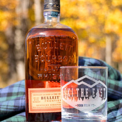 Woodland Whiskey Glass