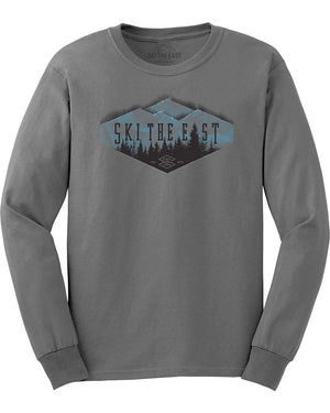 Youth Valley Longsleeve Shirt - Granite
