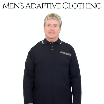 Men's Adaptive Clothing