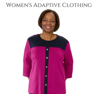 Women's Adaptive Clothing
