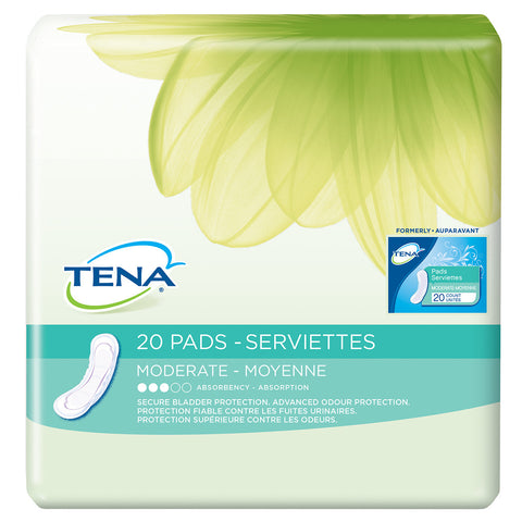 TENA® Moderate Pads Long