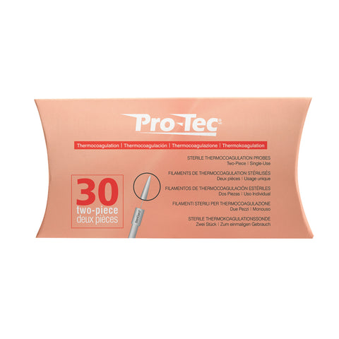 Pro-Tec Thermocoagulation  |  F Shank
