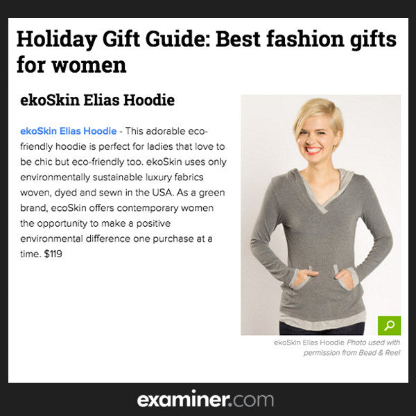 Examiner.com Holiday Gift Guide