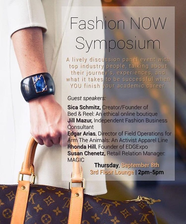 Art Institute of Hollywood Fashion NOW Symposium