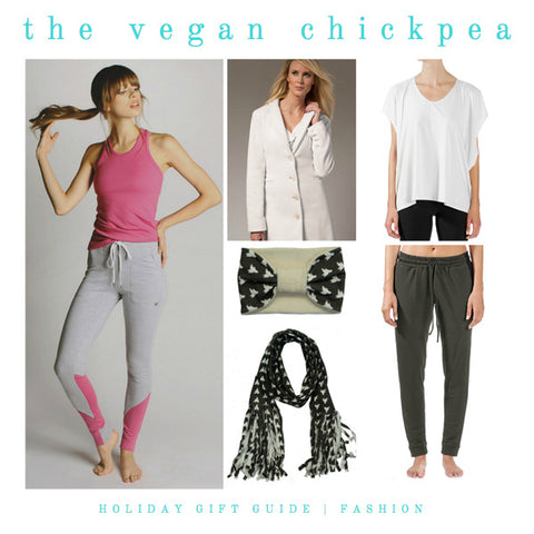 The Vegan Chickpea Fashion Holiday Gift Guide