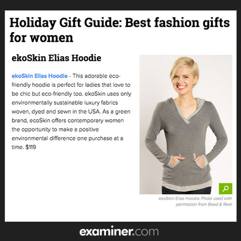 Examiner Holiday Gift Guide: Best fashion gifts for women