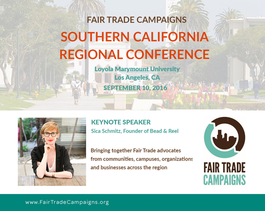 Fair Trade Campaigns Southern California Regional Conference