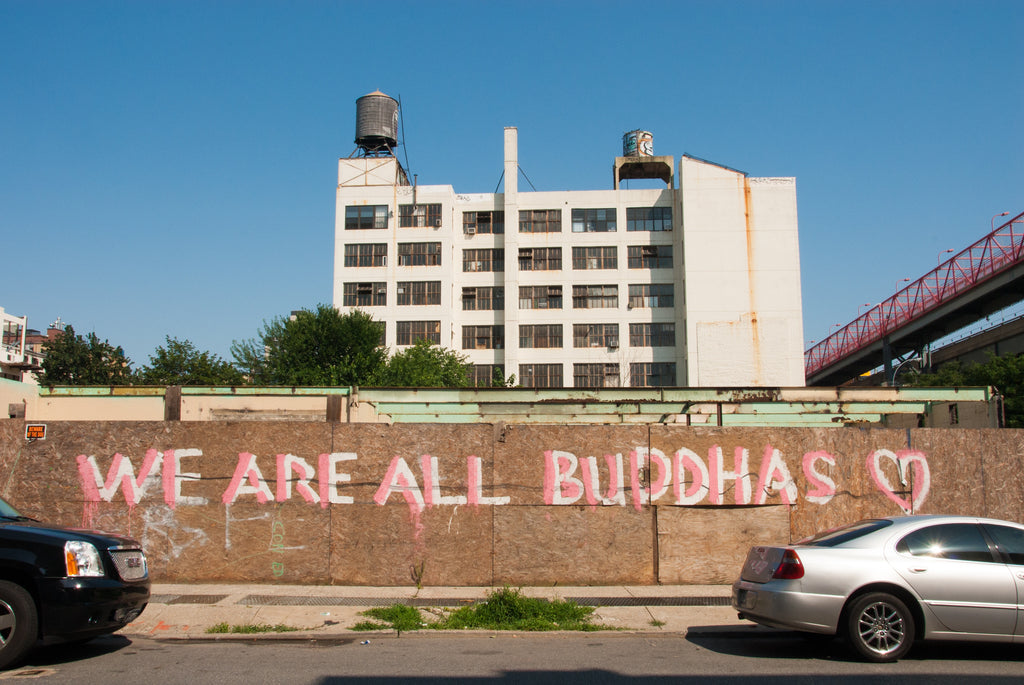 We are all buddhas