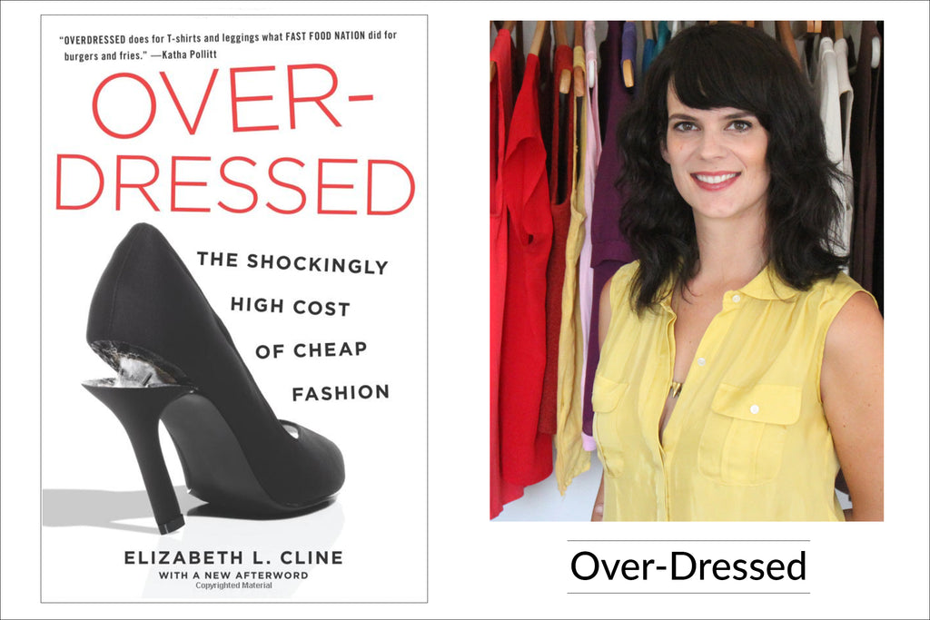 Overdressed: The Shockingly High Cost of Cheap Fashion Paperback by Elizabeth L Cline
