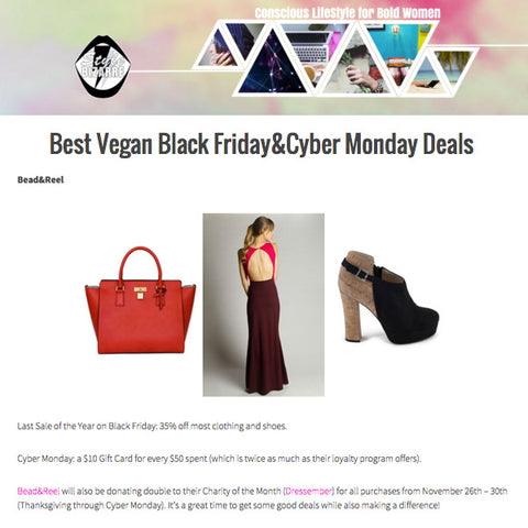Style Bizarre Best Vegan Black Friday & Cyber Monday Deals