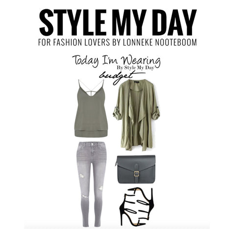 Style My Day: Today I'm Wearing