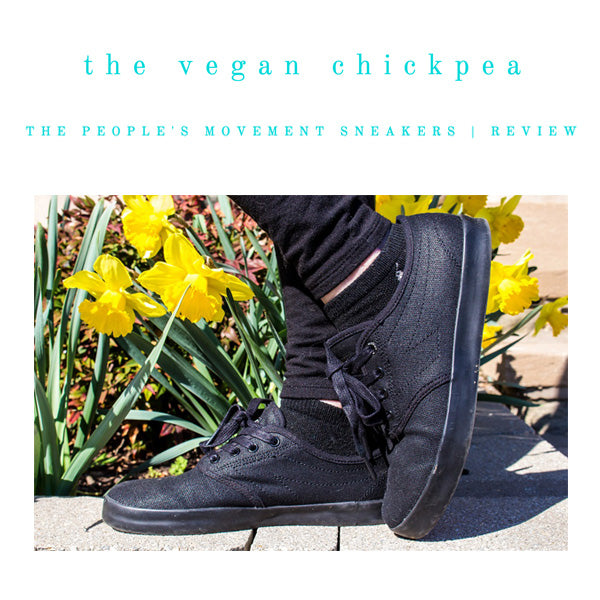 The Vegan Chickpea The People's Movement Bead & Reel Review
