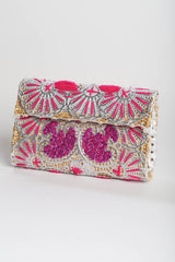 Vegan Amina Clutch (Limited Edition) - Elkarti Morocco