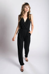 Orgotton Tapered-Leg Jumpsuit Bead & Reel