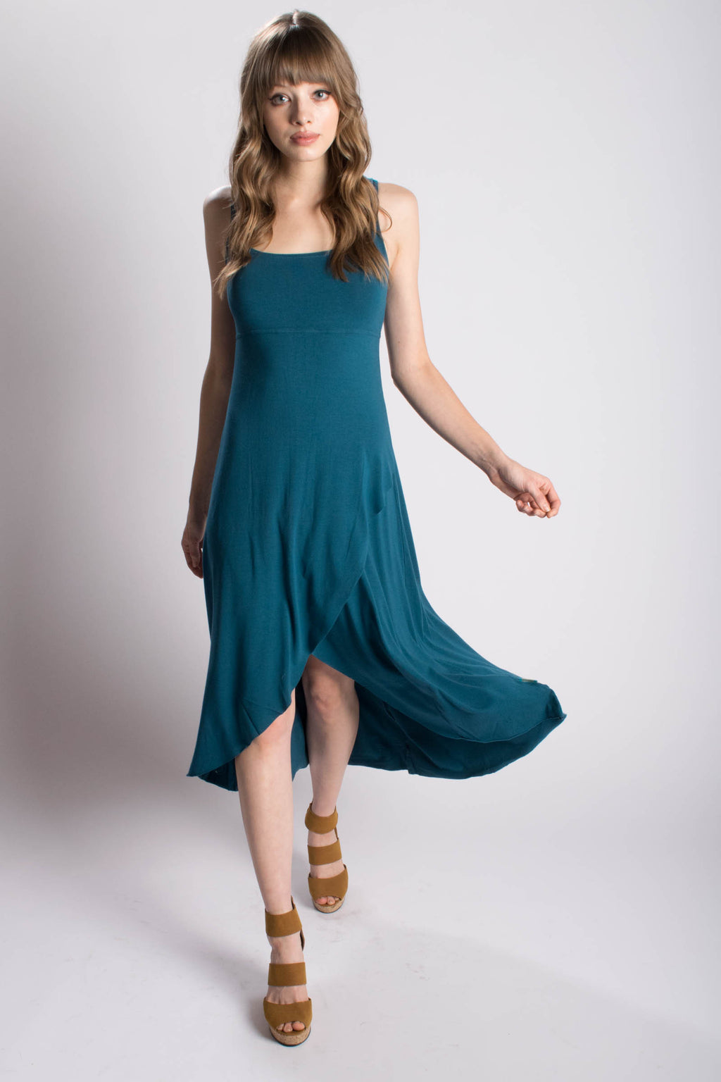 Beckons Grace High Low Bamboo Dress Bead & Reel