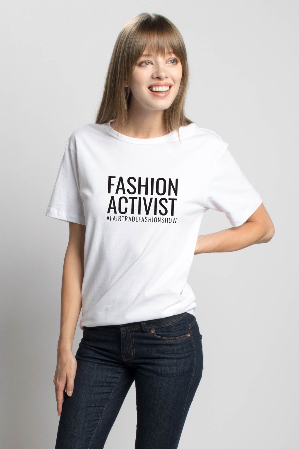 Exclusive Fashion Activist Fundraiser Tee